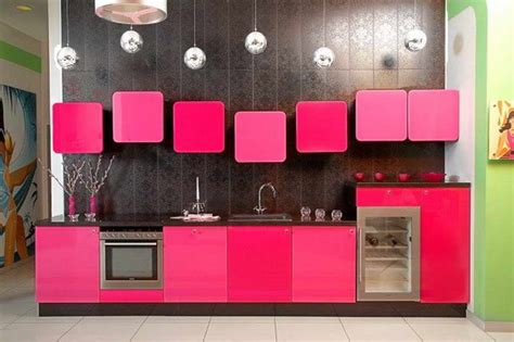 bloombety modern kitchen color schemes with pink mat bloombety modern kitchen color schemes with pink