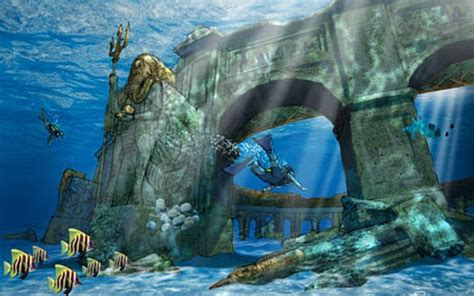 worlds largest underwater theme park  open  dubai california diver magazine