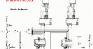 24 second shot clock circuit e circuits today With 24 second shot clock mk 2