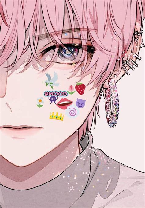 handsome anime boy aesthetic