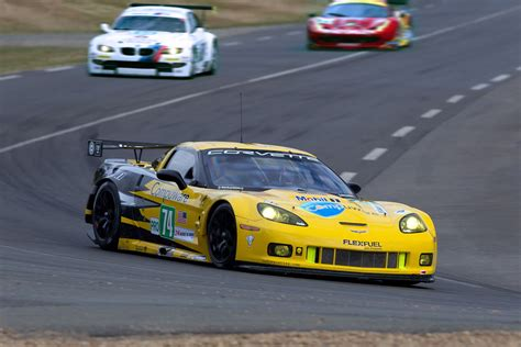 Getting To Know Corvette Racing