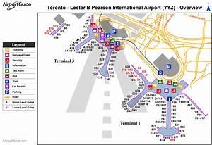 Lester B Pearson International Airport - Cyyz