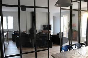 Verriere Interieure Coulissante : verriere atelier castorama ~ Premium-room.com Idées de Décoration