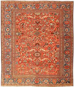 Antique persian sultanabad rug 43458 by nazmiyal for High resolution carpet images