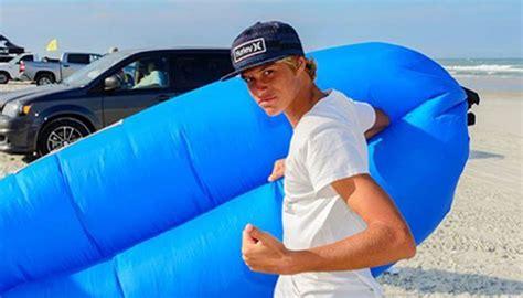 Pro Teen Surfer Dies In Barbados Catching Irma Wave