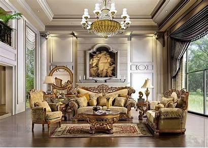 Living Traditional Decoration Formal Sets