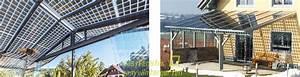 Aluprofile Wintergarten Selbstbau : modernes terrassendach solardach ~ Whattoseeinmadrid.com Haus und Dekorationen