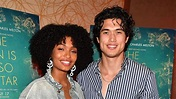 Yara Shahidi and Charles Melton Talk The Sun Is Also A ...
