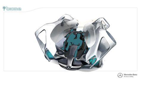 mercedes benz biome inside mercedes benz biome concept interior car body design