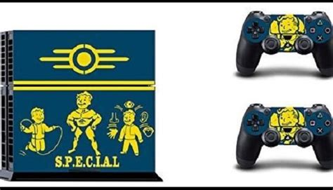 fallout  skin decals  ps  xbox