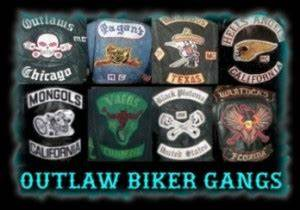 Lone Rider Chic... Biker Gangs Quotes