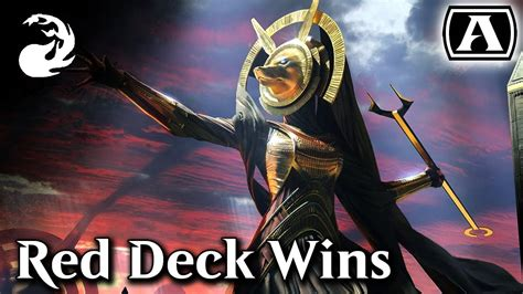 Mtg Arena  Red Deck Wins Youtube