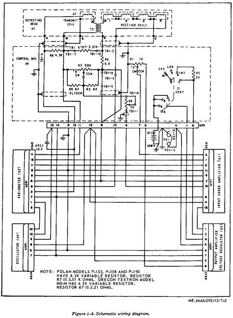 the an pss 11 mine detector s tech journal
