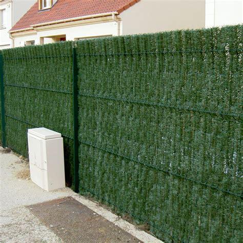Brise vue pour jardin pas cher filet occultant grillage | Exoteck