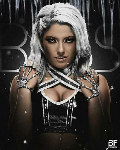 Bliss Alexa Wwe Wallpapers Alexis Wrestling Divas