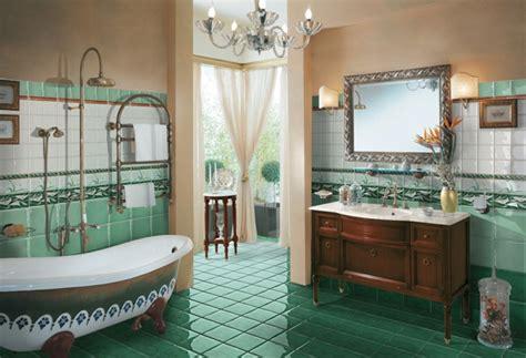 deco salle de bain retro du charme  lancienne