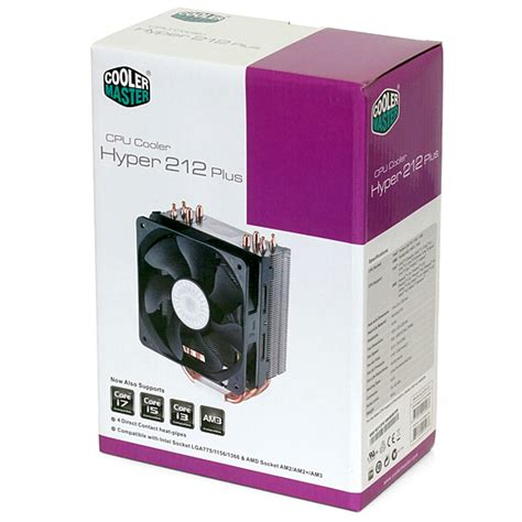 cooler master hyper 212 plus overclocking on air 10 lga
