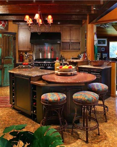 carolina country kitchen this open plan kitchen in carolina features rustic 1997