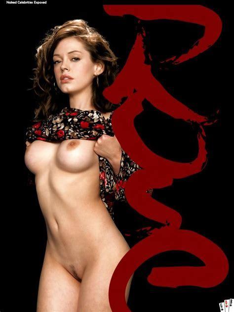 Rose Mcgowan Nude Celeb Pics Naked Celebrities Exposed