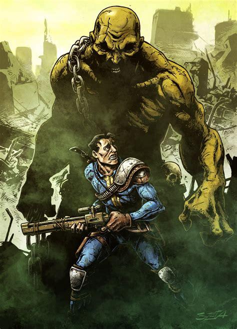 Artstation Fallout Fan Art 3 Zeta