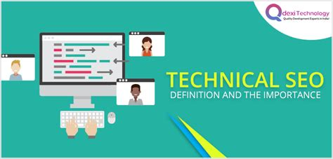 Seo Meaning Web Design by Definition And Importance Of Technical Seo Qdexi Seo