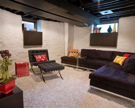 25 best ideas about unfinished basement bedroom on unfinished basement decorating