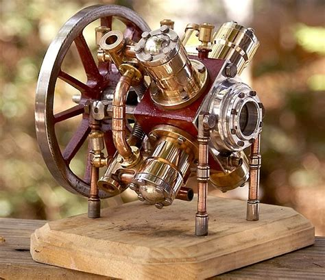 radial steam engine rebuild page radial engine rocket