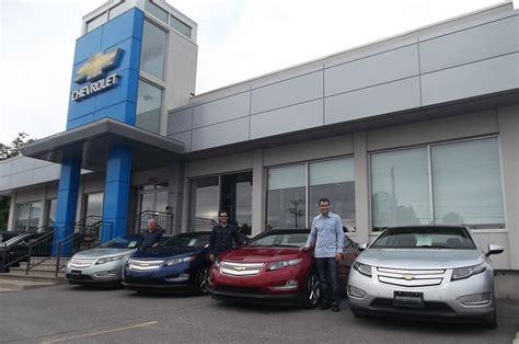 Chevrolet Car Dealership by Canadian Electric Car Dealership Awards Honor Sales