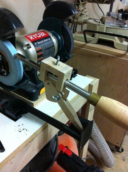 images  lathe tool sharpening jig  pinterest homemade rigs  search