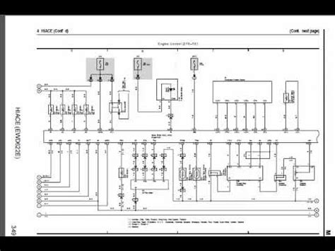 Toyotum Previum Wiring Diagram by Toyota Hilux Hiace Wiring Diagram