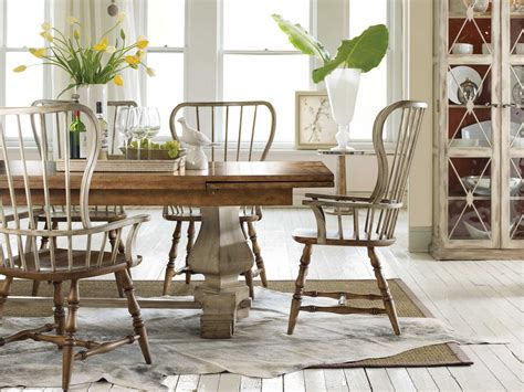 Hooker Furniture Sanctuary Dining Room Set Hoo300275207set