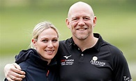 Zara Tindall pictured for first time since announcing ...