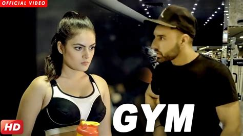 gym harf cheema song singer actress model  lyrics