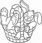 Easter Coloring Basket Bunny Amazing Sheets Colouring Printable 4urbreak Baskets Adult Kleurplaten Popular Afkomstig Happy sketch template