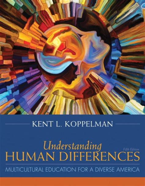 understanding human differences multicultural education