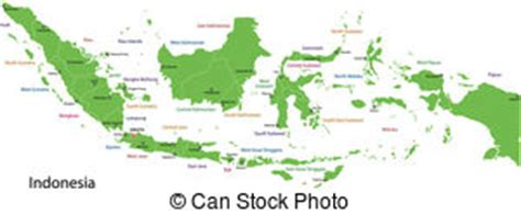 indonesia clip art  stock illustrations