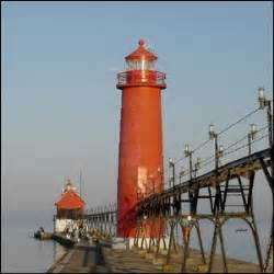 what state has the most lighthouses which u s state has the most lighthouses