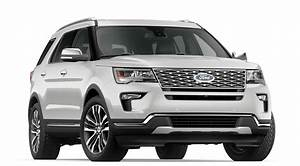 What Exterior Colors Are Available On The 2019 Ford Explorer