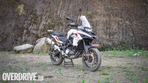 Benelli Trk 502x Hd Photo by 2019 Benelli Trk 502 X Road Test Review Overdrive