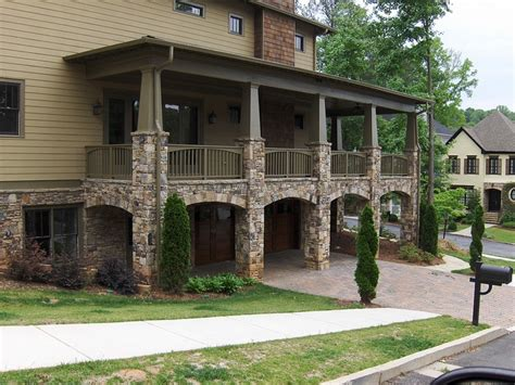 Rock Columns Porch by Porch Columns Stone Porch Columns I The Arched