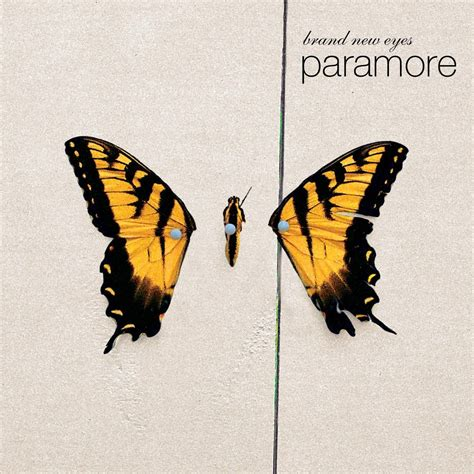 Paramore Brand New Eyes  Cd Opus3a