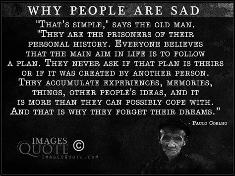 Why People Are Sad  Sad Quote  Images Quote