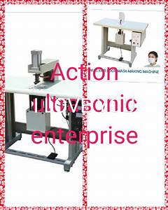 Manual Outer Ear Loop Face Mask Making Machine  Model Name