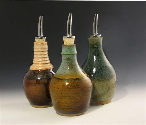 hand  oil  vinegar bottles  nancy gallagher