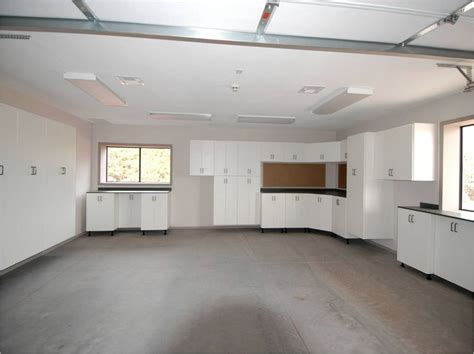 How To Use Kitchen Cabinets In Garage