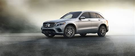 The 2018 Mercedesbenz Glc 300 Is A Competitive Compact Suv