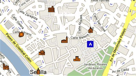Apartments for rent in Seville: SUITES SANTA CRUZ