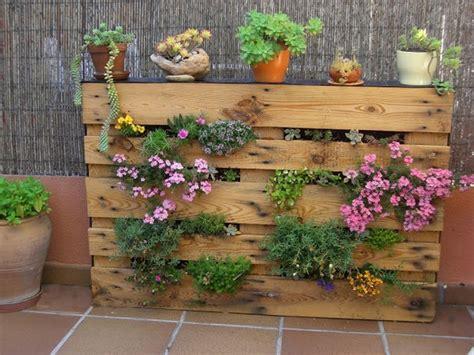 pallet garden ideas 21 vertical pallet garden ideas for your backyard or balcony
