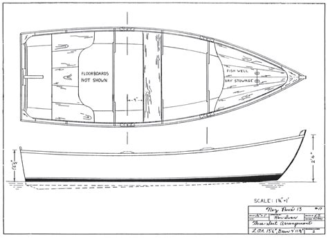 Small Boat Building Plans by Lines Plans Google Search Small Wooden Watercraft