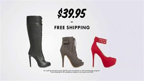 justfab buy 1 get 1 free tv spot they aren t just